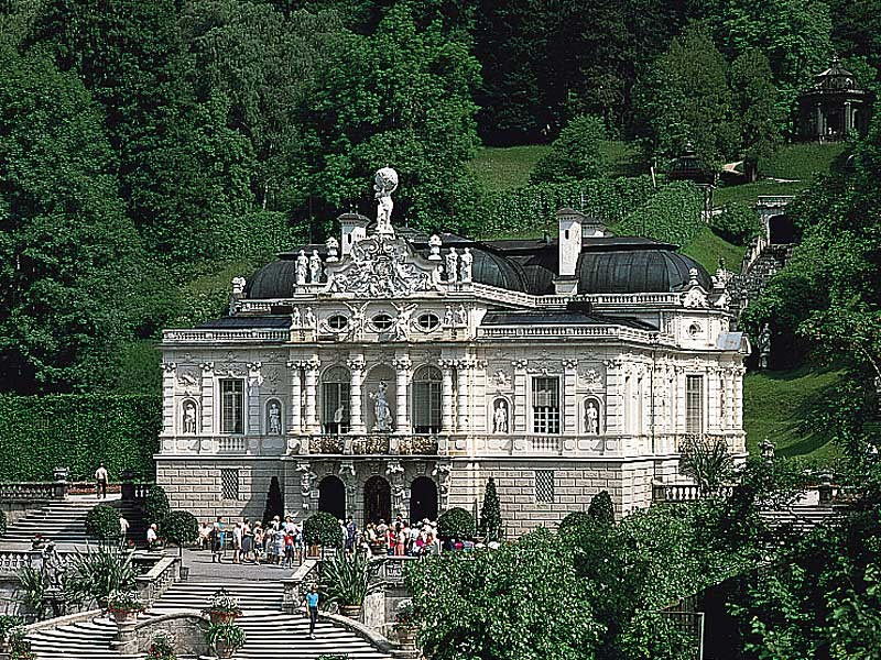 Poseta Minhenu i dvorcima Bavarske
