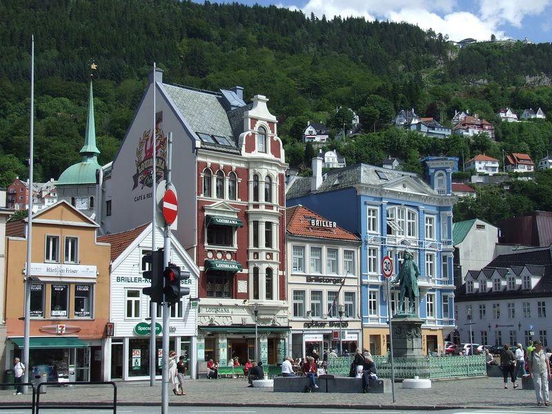 Norveška - obećana zemlja