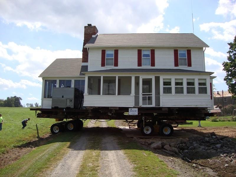 Selidba kuće
