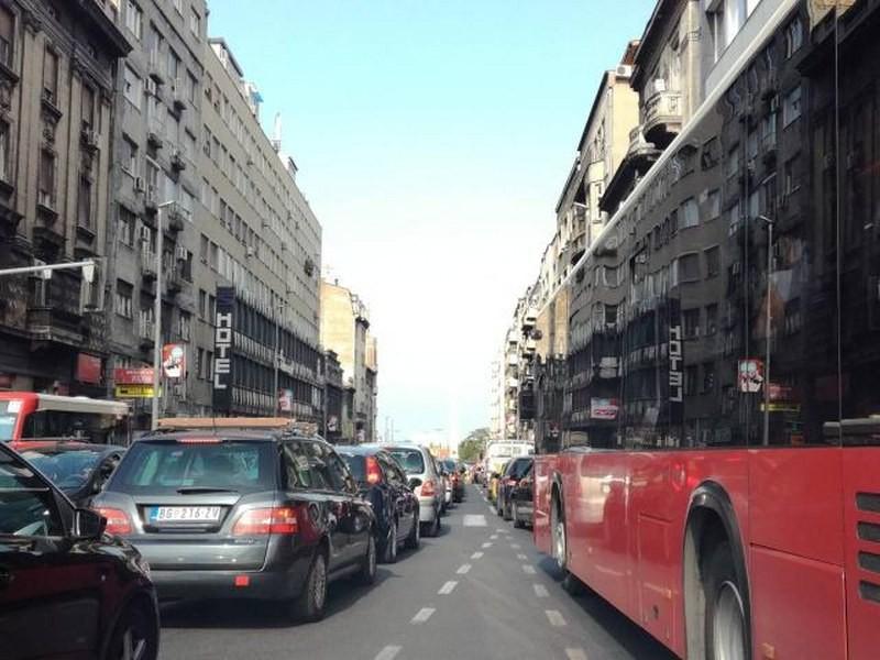 Kako kroz Beograd?