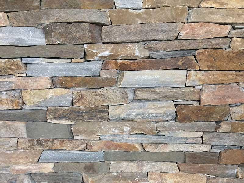 Suvi zid i ugradnja kamena