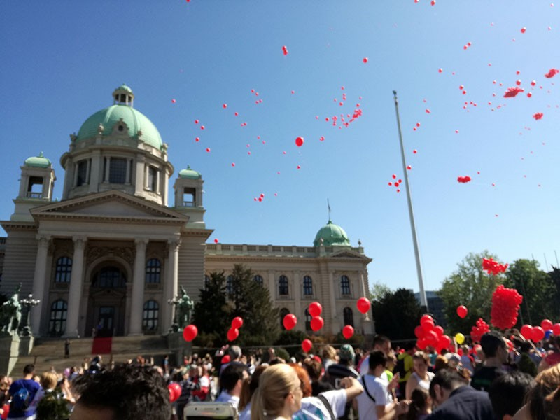 Top 10 mesta u Beogradu za trening na otvorenom