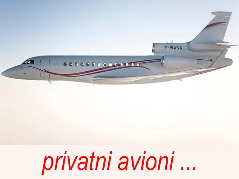 Zašto su privatni avioni i najam aviona sve popularniji u Srbiji i regionu?