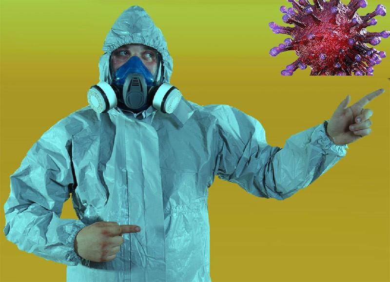 Dezinfekcija zgrada za vrema korona virusa i pandemije COVID-19