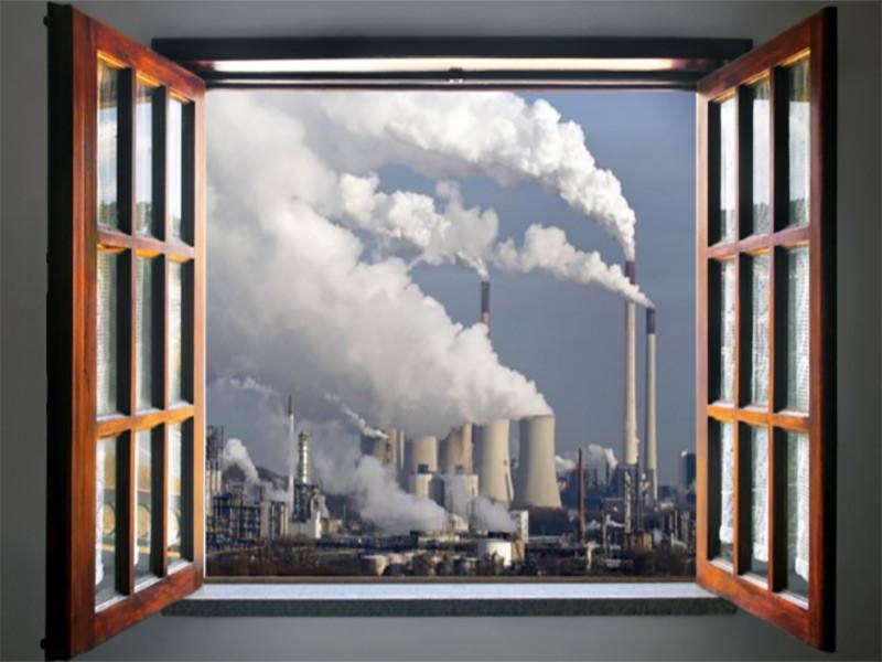 Povezanost korona virusa i zagađenja vazduha