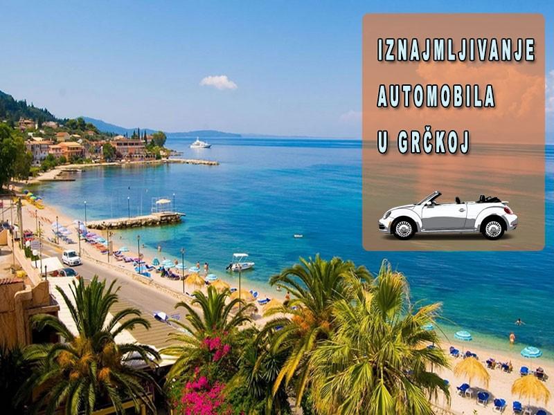 Iznajmljivanje vozila u Grčkoj