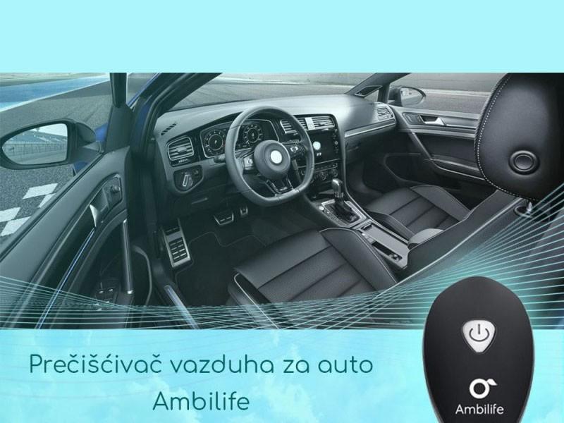 Ambilife prečistač vazduha za auto