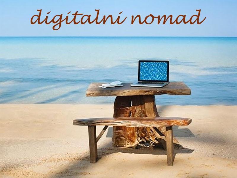 Šta je digitalni nomad?