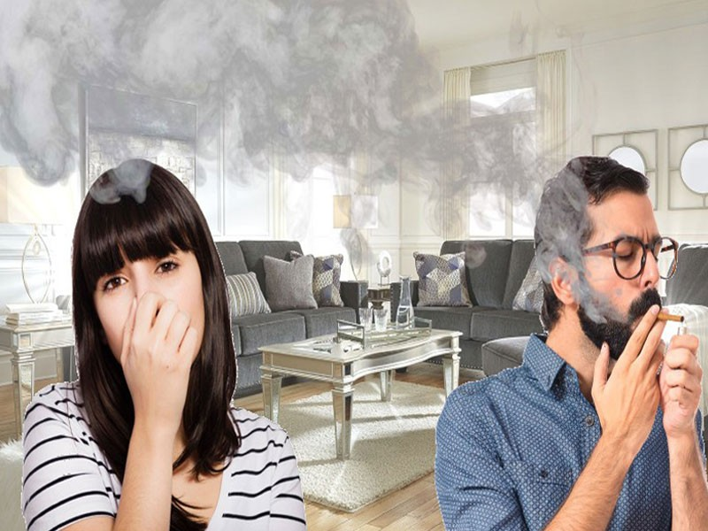 Oslobodite se neprijatnog mirisa duvanskog dima u vašem stanu