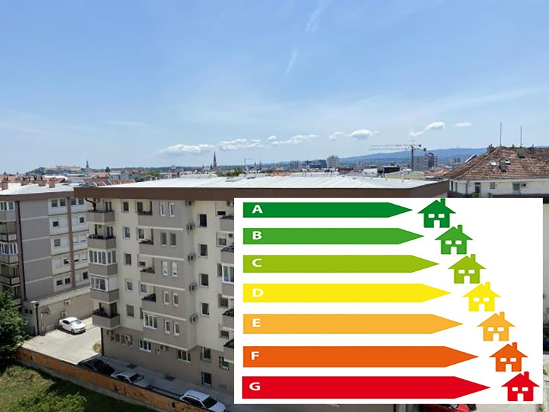 Energetski efikasne zgrade u Novom Sadu