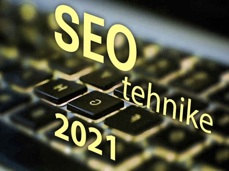 Napredne SEO tehnike za 2021. godinu