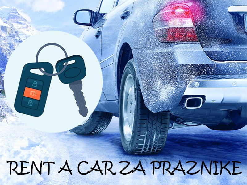 Rent a car za praznike