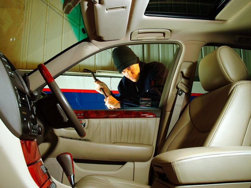 Kako sprečiti krađu iznajmljenog vozila