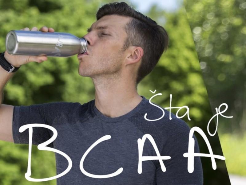 Esencijalne amino kiseline EAA BCAA