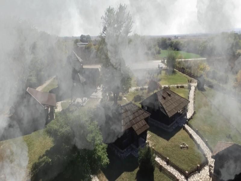 Problem zagađenja vazduha u seoskim domaćinstvima u Srbiji