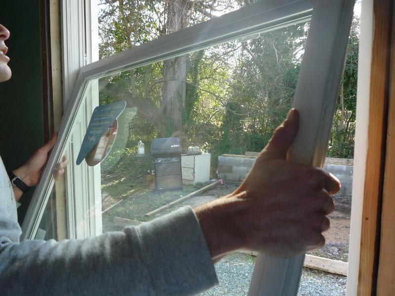 Kako pravilno skinuti krilo prozora