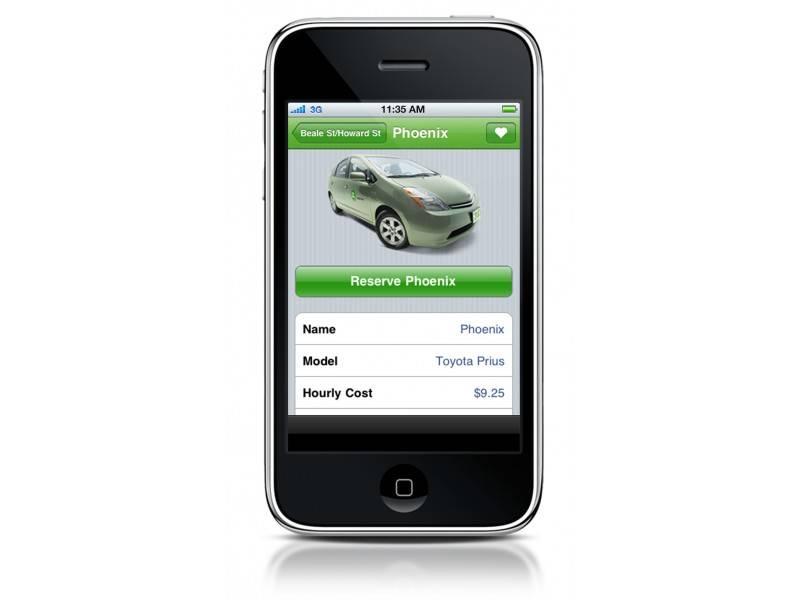 CAR SHARING - NOVA VRSTA IZNAJMLJIVANJA AUTOMOBILA