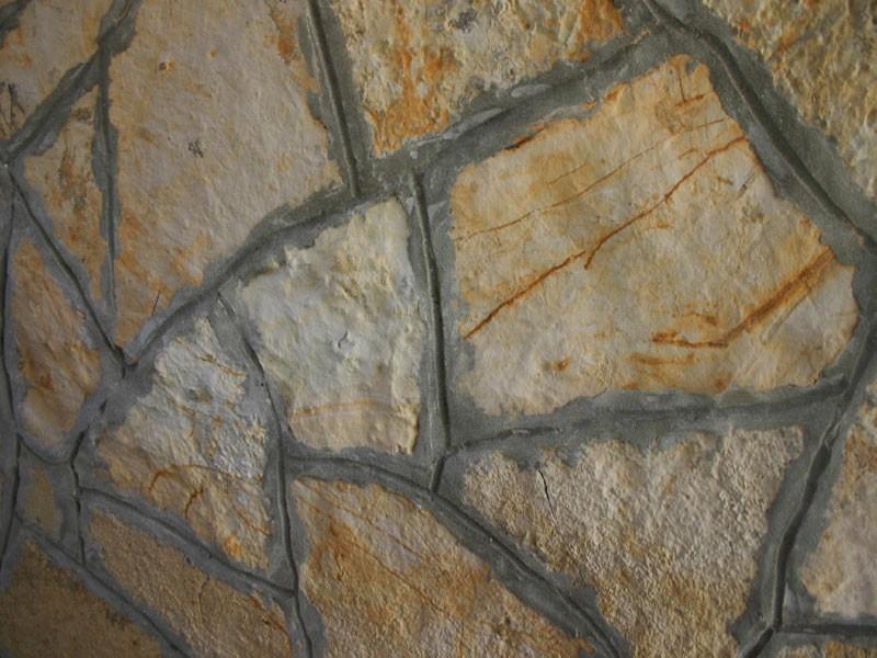 Kamen struganik i ugradnja kamena