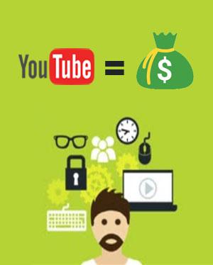 Zarada od YouTube