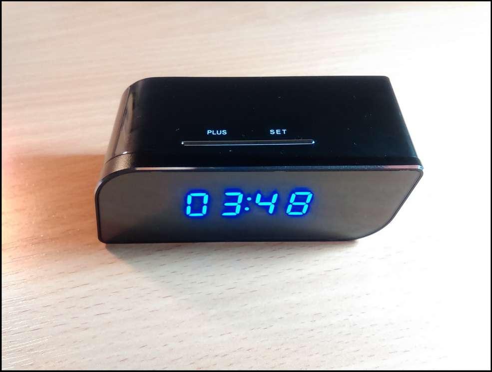 Špijunska kamera sat