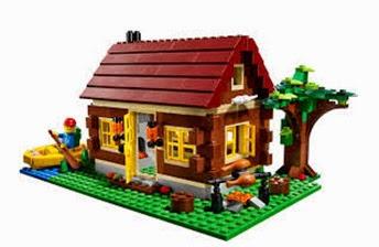 Montažne kuće lego kocke