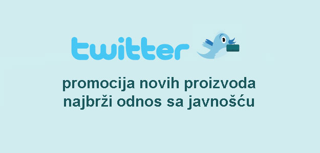 Twitter za posao