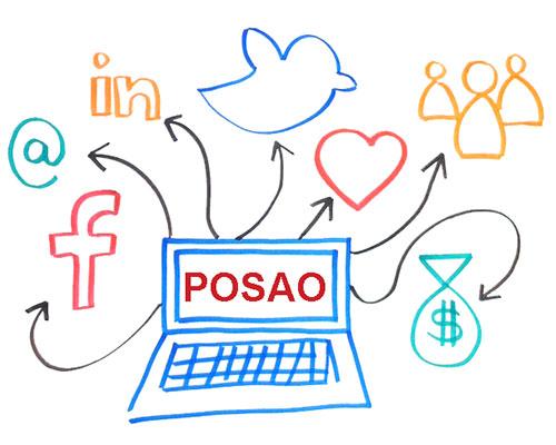 Socijalne mreže i posao