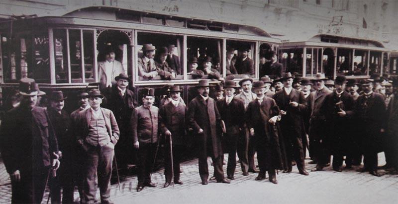 Tramvaji Novi Sad