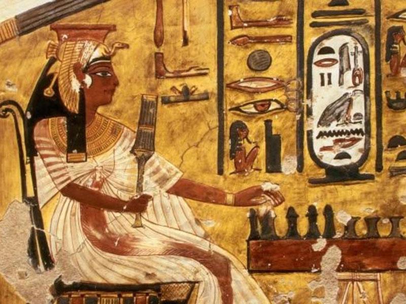 Jastuk stari Egipat
