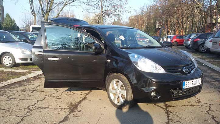 rent a car Nisan