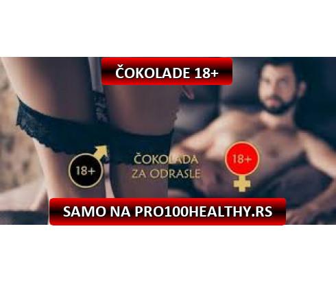 Poklon čokolada za potenciju bez recepta za muškarce i žene - samo na pro100healthy.rs - klikni me!