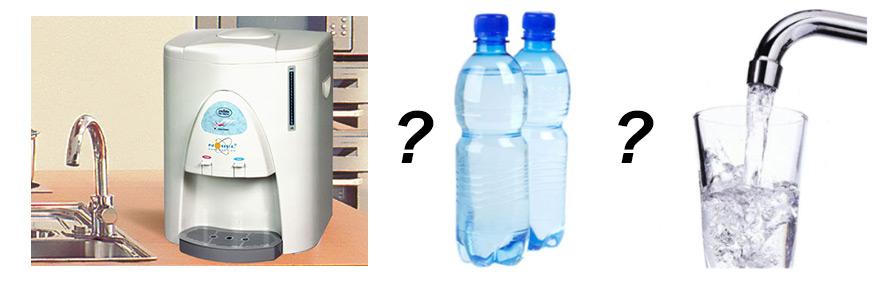 Voda sa cesme flasirana voda aparati za preciscavanje vode