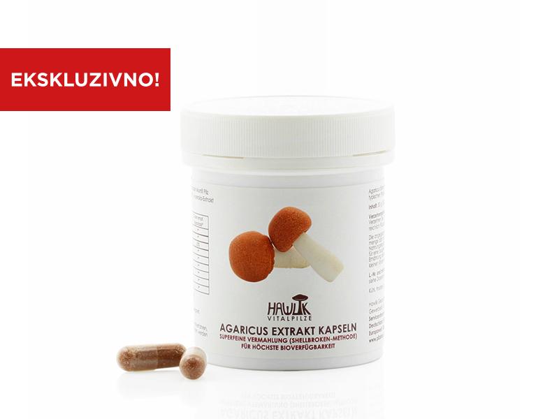 pro100healthy dijetetski suplement agaricus medicinska gljiva