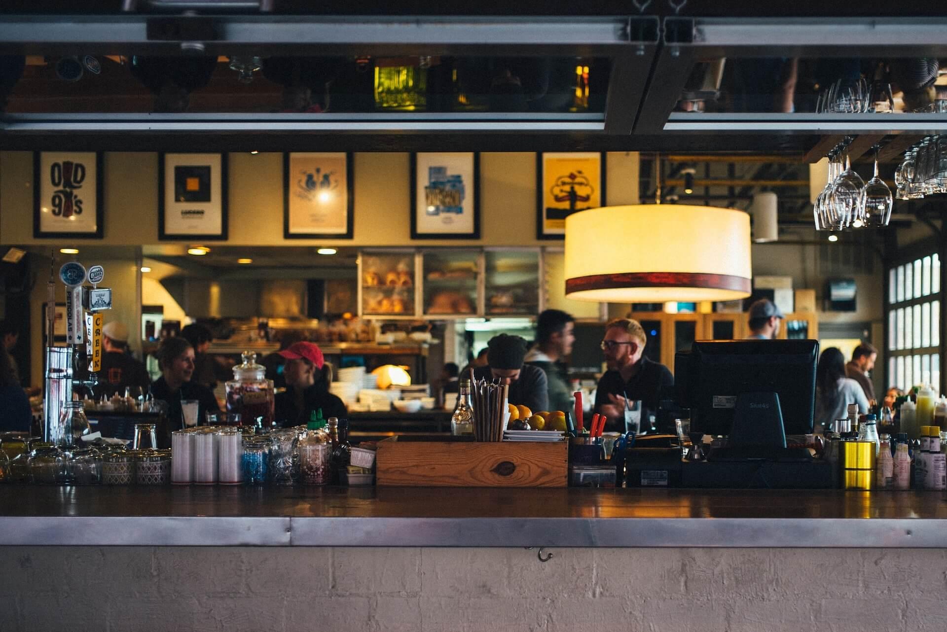 ulaganje u kafić