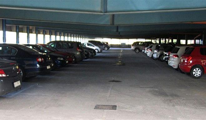 Garaža aerodorm Beograd