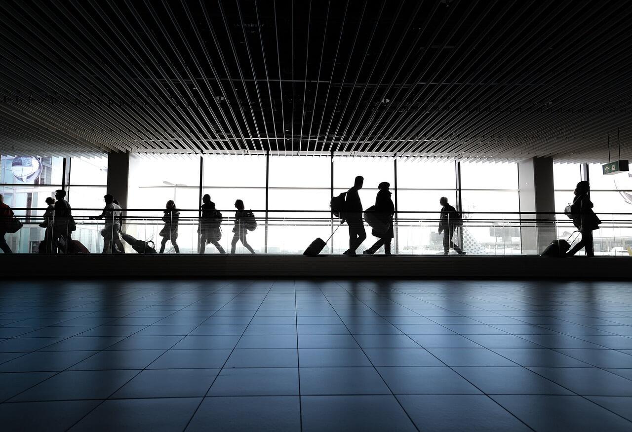 Aerodrom Beograd broj putnika