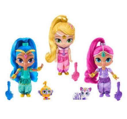 Barbike lutke