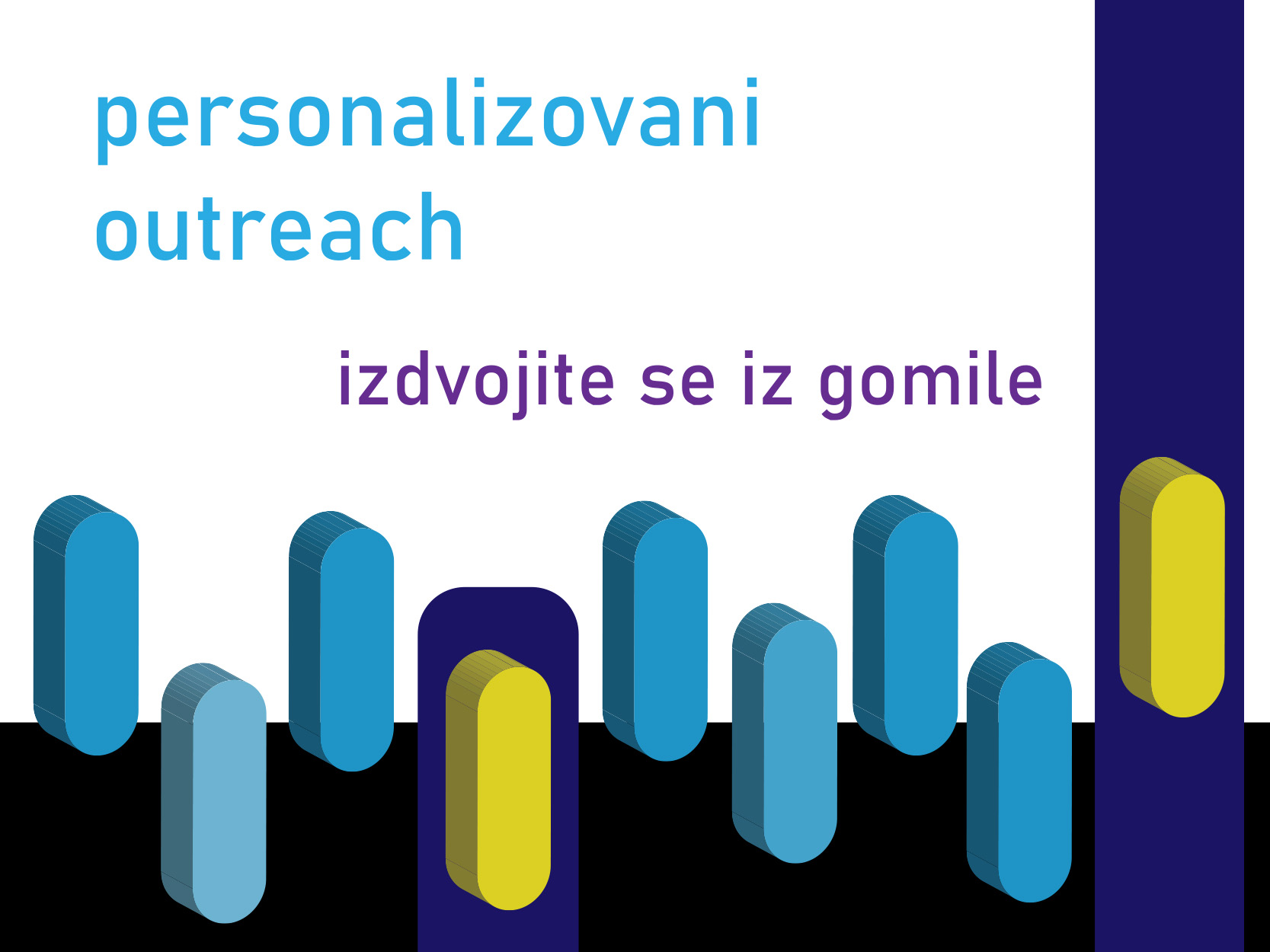 Personalizovani email outreach (promocija)