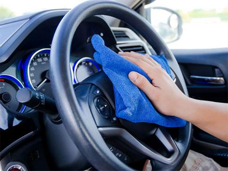 Čišćenje unutrašnjosti vozila
