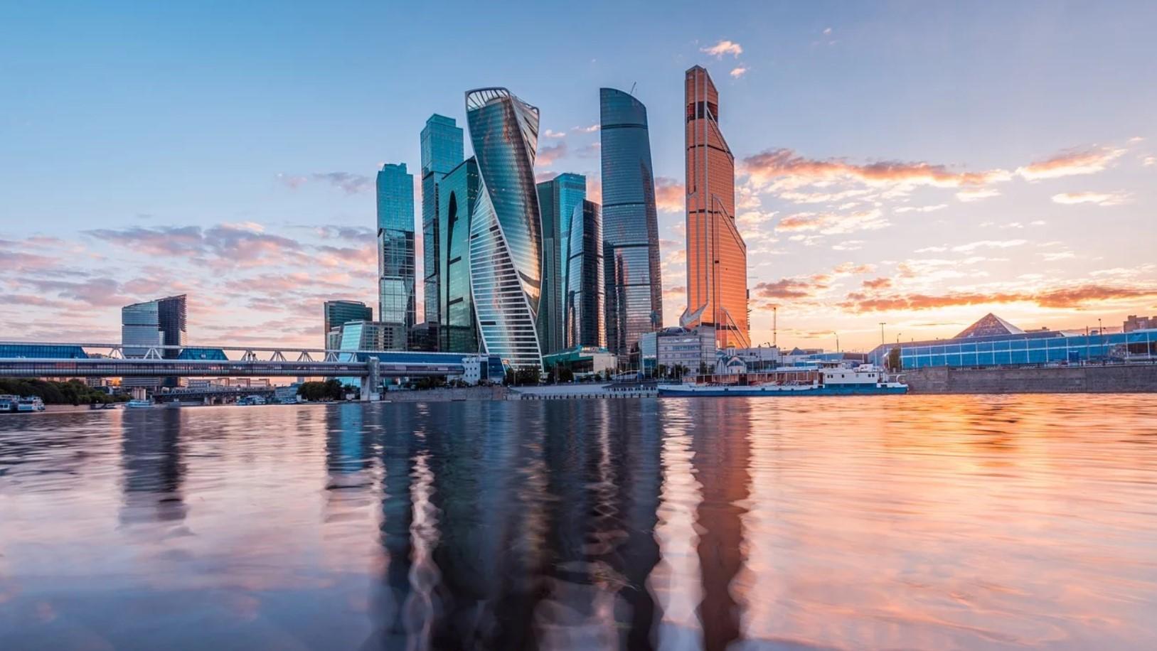 Nekretnine u Rusji oblakoderi