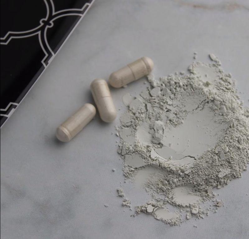 zeolit klinoptilolit detoxamin energetix