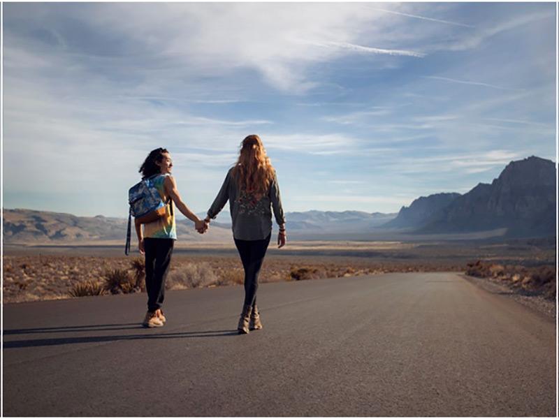 Turisti na drumu