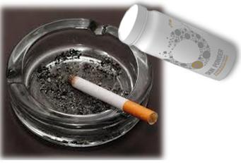 Zeolit detoxamin prah u pikslu ttc-10 pusenje
