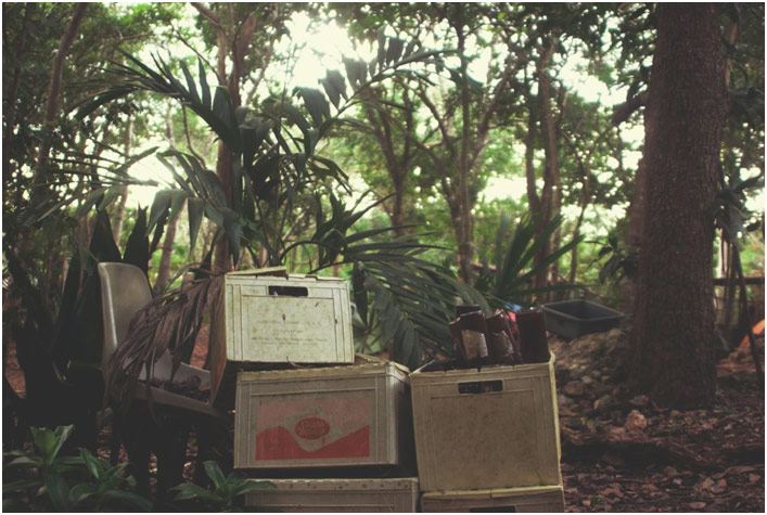 Kbasti otpad priroda