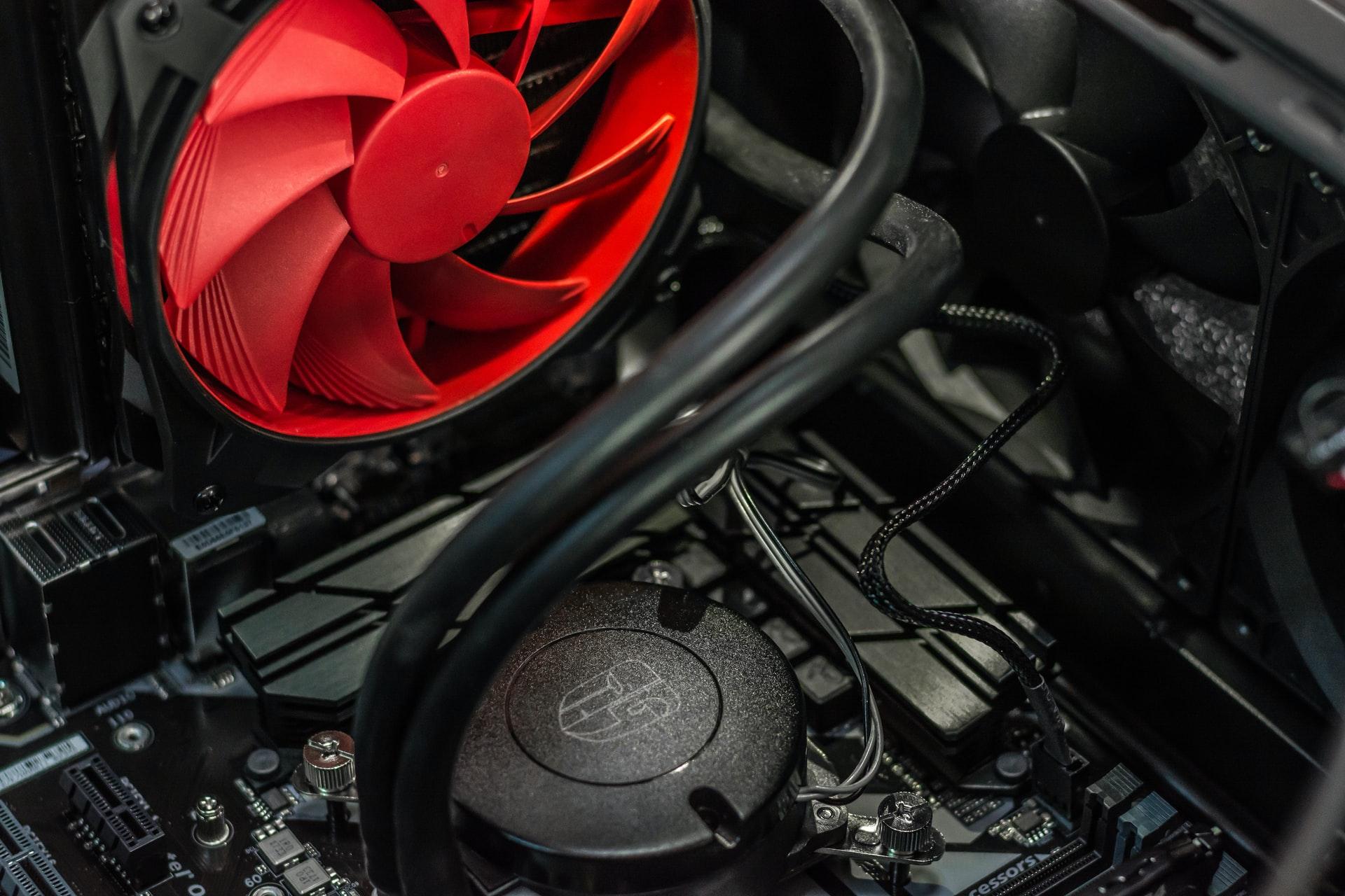 Polovni računari kućište ventilatori