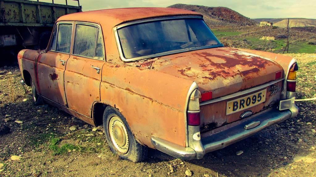 Stari auto