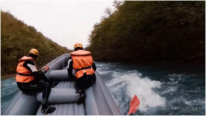 Rafting Crna Gora